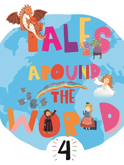 Tales around the world [有声书]. 4