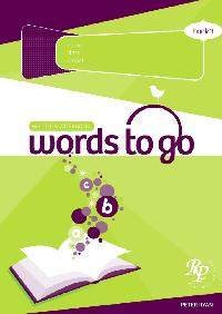 words to go (teacher answer book). Book 3