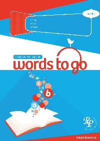 words to go (teacher answer book). Book 1