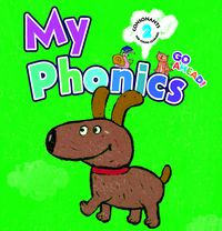 Go Ahead [有聲書]:My Phonics. Consonants. 2