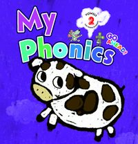 Go Ahead [有聲書]:My Phonics. Vowels. 2
