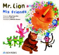 Mr. Lion and his friends[有聲書]